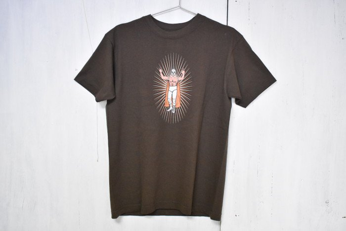 ルチャリブレTシャツ『グアダルーペルチャ』(MEN'S/L-size)