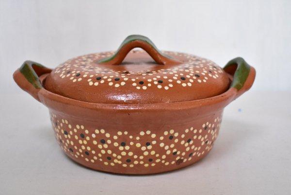 チアパス素焼き鍋(大)