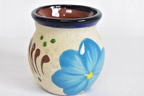 オアハカ壺型マグカップ【大】H