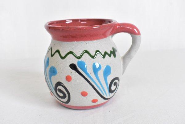 オアハカ壺型マグカップ【大】J