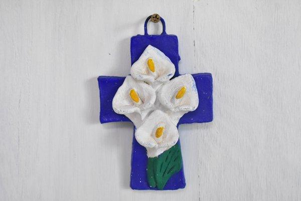 アツォンパ陶芸☆十字架