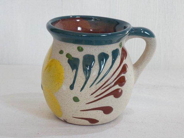 オアハカ壺型マグカップ【大】L