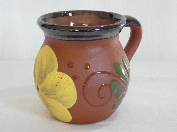 オアハカ壺型マグカップ【大】M