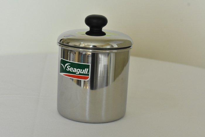 Seagull 蓋付き『マグカップ』/【タイ製】