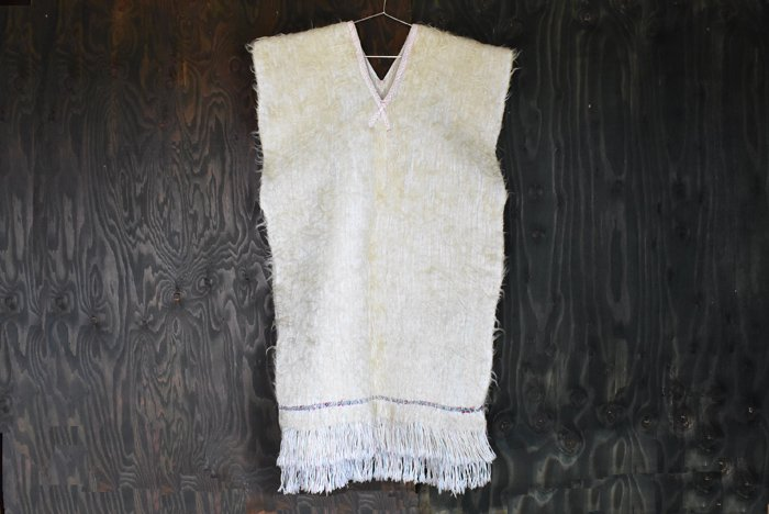 サンファンチャムラ☆毛織伝統衣装『ポンチョ』