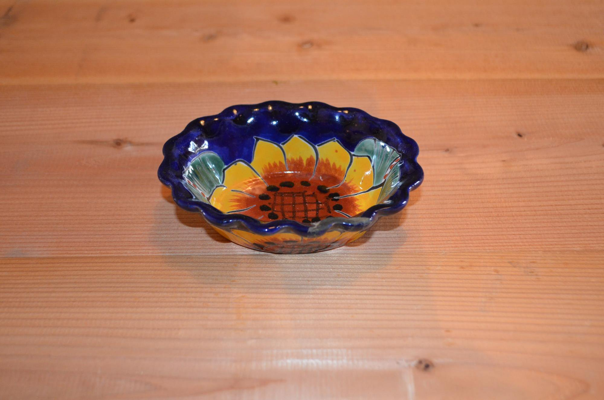 ラタベラ焼 オーバルプレート (グァナファト産)