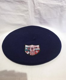 <img class='new_mark_img1' src='https://img.shop-pro.jp/img/new/icons49.gif' style='border:none;display:inline;margin:0px;padding:0px;width:auto;' />BUENA VISTA Basque Beret 12 (NAVY) SOLD OUT