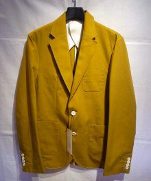 <img class='new_mark_img1' src='https://img.shop-pro.jp/img/new/icons49.gif' style='border:none;display:inline;margin:0px;padding:0px;width:auto;' />BUENAVISTA <BR>Unconstructed Jacket (MUSTARD) SOLD OUT