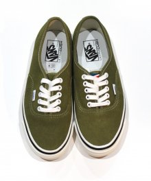 <img class='new_mark_img1' src='https://img.shop-pro.jp/img/new/icons49.gif' style='border:none;display:inline;margin:0px;padding:0px;width:auto;' />vans Authentic 44 DX (OLIVE) SOLD OUT