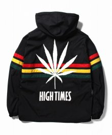 <img class='new_mark_img1' src='https://img.shop-pro.jp/img/new/icons49.gif' style='border:none;display:inline;margin:0px;padding:0px;width:auto;' />WACKOMARIA<BR> HIGHTIMES×WACKOMARIA RASTA STRIPED LINE PULLOVER HOODED JACKET【SOLD OUT】