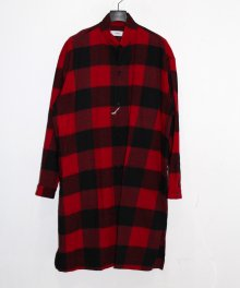 <img class='new_mark_img1' src='https://img.shop-pro.jp/img/new/icons8.gif' style='border:none;display:inline;margin:0px;padding:0px;width:auto;' />marka <BR>SHIRTS COAT (RED CHECK)