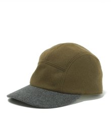 <img class='new_mark_img1' src='https://img.shop-pro.jp/img/new/icons34.gif' style='border:none;display:inline;margin:0px;padding:0px;width:auto;' />White<BR>Mountaineering<BR>WOOL JET CAP (KHAKI)