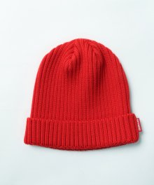 <img class='new_mark_img1' src='https://img.shop-pro.jp/img/new/icons8.gif' style='border:none;display:inline;margin:0px;padding:0px;width:auto;' />WACKOMARIA<BR> WOOL KNIT WATCH CAP (RED)