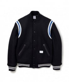 """<img class='new_mark_img1' src='https://img.shop-pro.jp/img/new/icons34.gif' style='border:none;display:inline;margin:0px;padding:0px;width:auto;' />BEDWIN <BR>MELTON AWARD JACKET""""JERRY"""" (BLUE)"""