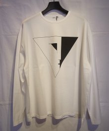 <img class='new_mark_img1' src='https://img.shop-pro.jp/img/new/icons49.gif' style='border:none;display:inline;margin:0px;padding:0px;width:auto;' />LAD MUSICIAN <BR>PERMANENT ROCKER LONG SLEEVE BIG T-SHIRT(2119822) (WHITE) SOLD OUT