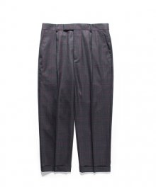 <img class='new_mark_img1' src='https://img.shop-pro.jp/img/new/icons8.gif' style='border:none;display:inline;margin:0px;padding:0px;width:auto;' />WACKOMARIA<BR> PLEATED TROUSERS TYPE-2 (IMPORT FABRIC / DORMEUIL)