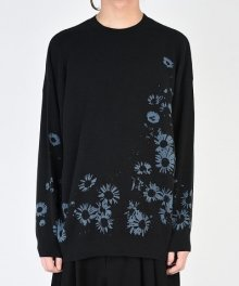 <img class='new_mark_img1' src='https://img.shop-pro.jp/img/new/icons49.gif' style='border:none;display:inline;margin:0px;padding:0px;width:auto;' />LAD MUSICIAN <BR>HIGH GAUGE WJQ CREW NECK KNIT SOLD OUT
