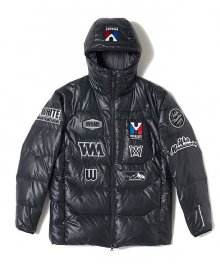<img class='new_mark_img1' src='https://img.shop-pro.jp/img/new/icons34.gif' style='border:none;display:inline;margin:0px;padding:0px;width:auto;' />White<BR>Mountaineering<BR>MILLET×WM <BR>DOWN JACKET
