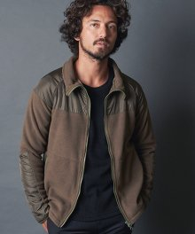 <img class='new_mark_img1' src='https://img.shop-pro.jp/img/new/icons34.gif' style='border:none;display:inline;margin:0px;padding:0px;width:auto;' />Magine <BR>THERMO FLEECE STAND ZIP JACKET