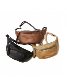 <img class='new_mark_img1' src='https://img.shop-pro.jp/img/new/icons49.gif' style='border:none;display:inline;margin:0px;padding:0px;width:auto;' />hobo <BR>Waterproof Leather Waist Bag 【SOLD OUT】