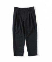 <img class='new_mark_img1' src='https://img.shop-pro.jp/img/new/icons49.gif' style='border:none;display:inline;margin:0px;padding:0px;width:auto;' />UNIVERSAL<BR>PRODUCTS <BR>SUMMER WOOL EASY ANKLE PANTS [NAVY] SOLD OUT
