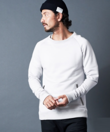 <img class='new_mark_img1' src='https://img.shop-pro.jp/img/new/icons49.gif' style='border:none;display:inline;margin:0px;padding:0px;width:auto;' />Magine <BR>LYOCEL DOUBLE KNIT ZIP POCKET C/N L/S SOLD OUT
