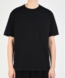 <img class='new_mark_img1' src='https://img.shop-pro.jp/img/new/icons49.gif' style='border:none;display:inline;margin:0px;padding:0px;width:auto;' />LAD MUSICIAN <BR> CREW NECK T-SHIRT (BLACK) SOLD OUT