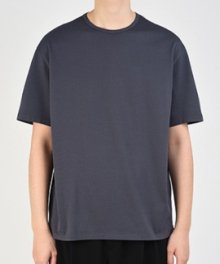 <img class='new_mark_img1' src='https://img.shop-pro.jp/img/new/icons49.gif' style='border:none;display:inline;margin:0px;padding:0px;width:auto;' />LAD MUSICIAN <BR> CREW NECK T-SHIRT (PURPLE GRAY) SOLD OUT