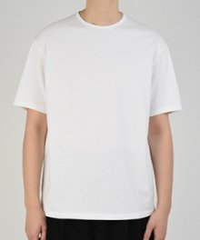 <img class='new_mark_img1' src='https://img.shop-pro.jp/img/new/icons49.gif' style='border:none;display:inline;margin:0px;padding:0px;width:auto;' />LAD MUSICIAN <BR> CREW NECK T-SHIRT (WHITE) SOLD OUT