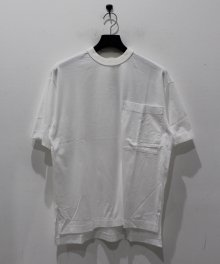 <img class='new_mark_img1' src='https://img.shop-pro.jp/img/new/icons8.gif' style='border:none;display:inline;margin:0px;padding:0px;width:auto;' />MARKAWARE <BR>COMFORT POCKET Tee (WHITE)