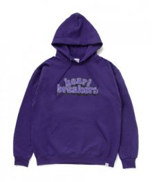 """<img class='new_mark_img1' src='https://img.shop-pro.jp/img/new/icons34.gif' style='border:none;display:inline;margin:0px;padding:0px;width:auto;' />BEDWIN <BR>L/S PULLOVER HOODED SWEAT """"DAVID"""" (PURPLE)"""
