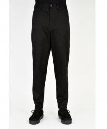 <img class='new_mark_img1' src='https://img.shop-pro.jp/img/new/icons49.gif' style='border:none;display:inline;margin:0px;padding:0px;width:auto;' />LAD MUSICIAN <BR>WEST POINT STRETCH JODHPURS SLIM PANTS (SUPER BLACK) SOLD OUT