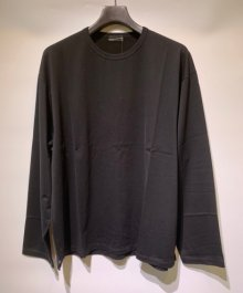 <img class='new_mark_img1' src='https://img.shop-pro.jp/img/new/icons49.gif' style='border:none;display:inline;margin:0px;padding:0px;width:auto;' />LAD MUSICIAN <BR>PERMANENT ROCKER LONG SLEEVE BIG T-SHIRT (BLACK) SOLD OUT
