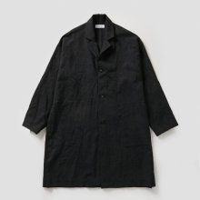 <img class='new_mark_img1' src='https://img.shop-pro.jp/img/new/icons8.gif' style='border:none;display:inline;margin:0px;padding:0px;width:auto;' />marka <BR>Wool Soft Serge Shirt Coat ( TOP CHARCOAL )