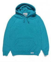 <img class='new_mark_img1' src='https://img.shop-pro.jp/img/new/icons8.gif' style='border:none;display:inline;margin:0px;padding:0px;width:auto;' />WACKOMARIA<BR> WASHED HEAVY WEIGHT PULLOVER HOODED SWEAT SHIRT (TURQUISE)