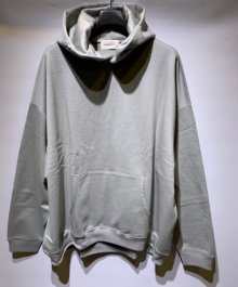 <img class='new_mark_img1' src='https://img.shop-pro.jp/img/new/icons49.gif' style='border:none;display:inline;margin:0px;padding:0px;width:auto;' />MARKAWARE <BR>HUGE PARKA ORGANIC COTTON SWIZER HEAVY FLEECE (SAGE) 【SOLD OUT】