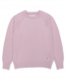 <img class='new_mark_img1' src='https://img.shop-pro.jp/img/new/icons49.gif' style='border:none;display:inline;margin:0px;padding:0px;width:auto;' />WACKOMARIA<BR> RIB STITCH SWEATER SOLD OUT