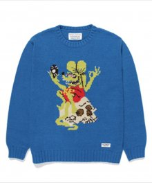 WACKOMARIA<BR> RAT FINK / TIM LEHI / SWEATER SOLD OUT<img class='new_mark_img2' src='https://img.shop-pro.jp/img/new/icons49.gif' style='border:none;display:inline;margin:0px;padding:0px;width:auto;' />