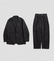 MARKAWARE <BR>SUCK COAT&PEGTOP TROUSERS -ORGANIC WOOL TROPICAL- 【SOLD OUT】<img class='new_mark_img2' src='https://img.shop-pro.jp/img/new/icons49.gif' style='border:none;display:inline;margin:0px;padding:0px;width:auto;' />