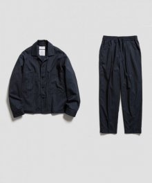 <img class='new_mark_img1' src='https://img.shop-pro.jp/img/new/icons49.gif' style='border:none;display:inline;margin:0px;padding:0px;width:auto;' />MARKAWARE <BR>UTILITY SHIRT & PEGTOP EASY TROUSERS  (SET UP) SOLD OUT