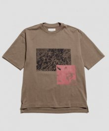<img class='new_mark_img1' src='https://img.shop-pro.jp/img/new/icons8.gif' style='border:none;display:inline;margin:0px;padding:0px;width:auto;' />MARKAWARE <BR>ONE SIDE RAGLAN TEE - Sheep&Maria - (GRAY BEIGE)