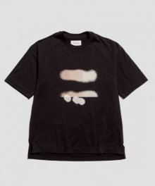 <img class='new_mark_img1' src='https://img.shop-pro.jp/img/new/icons49.gif' style='border:none;display:inline;margin:0px;padding:0px;width:auto;' />MARKAWARE <BR>ONE SIDE RAGLAN TEE - Spray Gradation - (BLACK) SOLD OUT