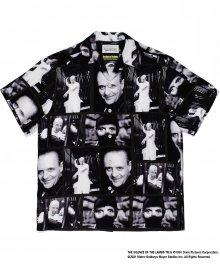 WACKOMARIA<BR> THE SILENCE OF THE LAMBS /  S/S HAWAIIAN SHIRT ( TYPE-1 )SOLD OUT<img class='new_mark_img2' src='https://img.shop-pro.jp/img/new/icons49.gif' style='border:none;display:inline;margin:0px;padding:0px;width:auto;' />