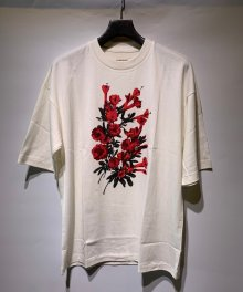 <img class='new_mark_img1' src='https://img.shop-pro.jp/img/new/icons49.gif' style='border:none;display:inline;margin:0px;padding:0px;width:auto;' />MARKAWARE <BR>ONE SIDE RAGLAN TEE - CANTUTA - (WHITE) SOLD OUT
