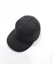 <img class='new_mark_img1' src='https://img.shop-pro.jp/img/new/icons49.gif' style='border:none;display:inline;margin:0px;padding:0px;width:auto;' />MARKAWARE <BR>SPORTS HAT - SUPER 120's WOOL TROPICAL - (CHARCOAL) SOLD OUT