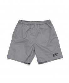 <img class='new_mark_img1' src='https://img.shop-pro.jp/img/new/icons49.gif' style='border:none;display:inline;margin:0px;padding:0px;width:auto;' />WACKOMARIA<BR> BOARD SHORTS (GRAY) SOLD OUT