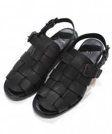 <img class='new_mark_img1' src='https://img.shop-pro.jp/img/new/icons8.gif' style='border:none;display:inline;margin:0px;padding:0px;width:auto;' />LAD MUSICIAN <BR>COW LEATHER GURKHA SANDAL