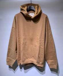 <img class='new_mark_img1' src='https://img.shop-pro.jp/img/new/icons49.gif' style='border:none;display:inline;margin:0px;padding:0px;width:auto;' />MARKAWARE <BR>HUGE PARKA - ORGANIC COTTON HEAVY FLEECE - (NATURAL BROWN) SOLD OUT