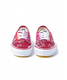 <img class='new_mark_img1' src='https://img.shop-pro.jp/img/new/icons49.gif' style='border:none;display:inline;margin:0px;padding:0px;width:auto;' />BEDWIN <BR>Vans Ex.AUTHENTIC (RED) SOLD OUT
