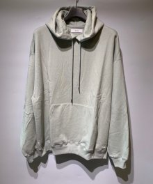<img class='new_mark_img1' src='https://img.shop-pro.jp/img/new/icons8.gif' style='border:none;display:inline;margin:0px;padding:0px;width:auto;' />marka <BR>HOODIE - 18/-SPAIN PIMA COTTON FLEECE - (LIGHT SAGE)